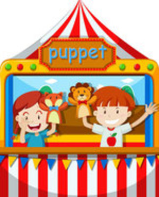 Icon of the event Puppet Show and Wrap Up Party