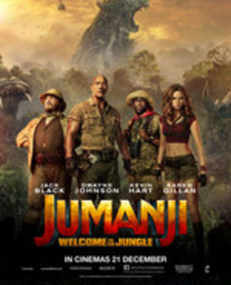 Icon of the event Just For Fun Theatre Presents Jumanji: Welcome to the Jungle (2017)