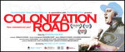 Icon of the event Film Screening: Colonization Road