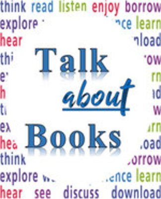 Icon of the event Talk About Books (revised date Sept. 26)