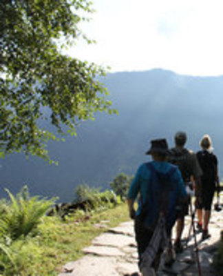 Icon of the event Travel Talks: Trekking in Nepal