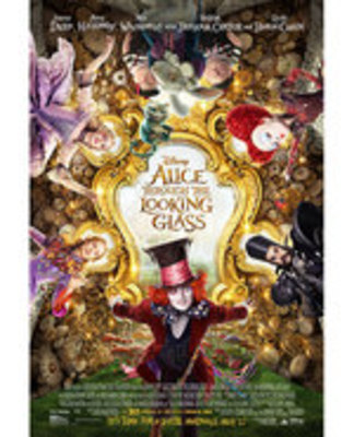 Icon of the event Afternoon at The Movies: Alice through the looking glass